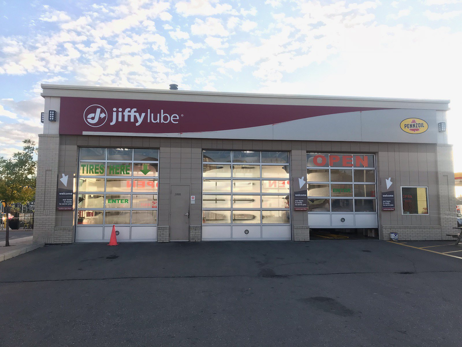 Jiffy Lube Hours Sunday >> Calgary Symons Valley Oil Change Jiffy Lube